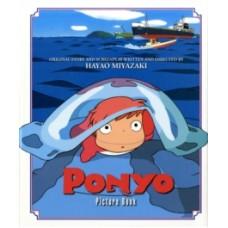 Ponyo Picture Book - Hayao Miyazaki