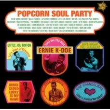Popcorn Soul Party: Blended Soul And R&B 1958-62 - Various Artists
