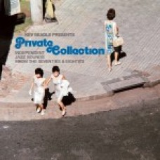 Kev Beadle ‎– Private Collection (Independent Jazz Sounds From The Seventies And Eighties)
