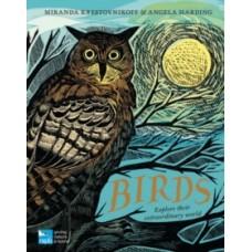 RSPB Birds : Explore their extraordinary world - Miranda Krestovnikoff & Angela Harding