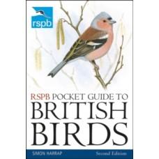 RSPB Pocket Guide to British Birds - Simon Harrap