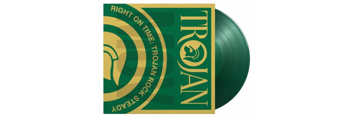 Right On Time: Trojan Rock Steady