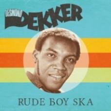 Rude Boy Ska - Desmond Dekker