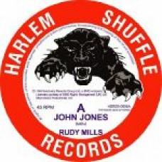 Rudy Mills / The Crystalites - John Jones/ Bombshell
