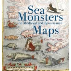 Sea Monsters on Medieval - Chet van Duzer