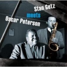 Stan Getz Meets Oscar Peterson -  Stan Getz & Oscar Peterson