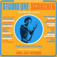 Studio One Scorcher - Various Artists