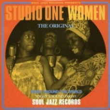 Soul Jazz Records Presents Studio One Women - Various Artists