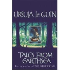 Tales from Earthsea: The Fifth Book of Earthsea - Ursula K. Le Guin