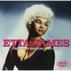 The Argo Singles 1960-1962 - Etta James