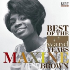 The Best of the Wand Years - Maxine Brown