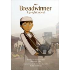 The Breadwinner Graphic Novel - Deborah Ellis