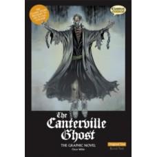 The Canterville Ghost: The Graphic Novel - Oscar Wilde,  Steve Bryant, Jason Millet