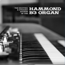 The Exciting & Dynamic Sounds of the Hammond B3 Organ - Various Artists