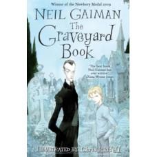 The Graveyard Book - Neil Gaiman &  Chris Riddell