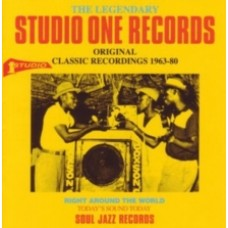 The Legendary Studio One Records - Various Artists
