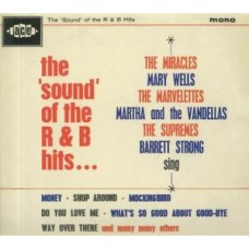 The Sound Of The R&B Hits  - Various Artists