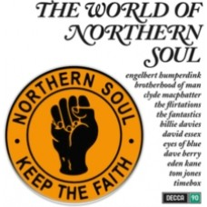 The World of Northern Soul - Various Artists