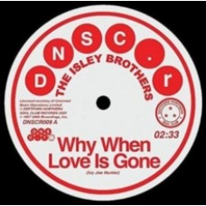 Why When Love Is Gone/Can't Hold the Feeling Back - The Isley Brothers & Brenda Holloway