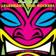 Keb Darge & Little Edith's Legendary Wild Rockers - Various Artists