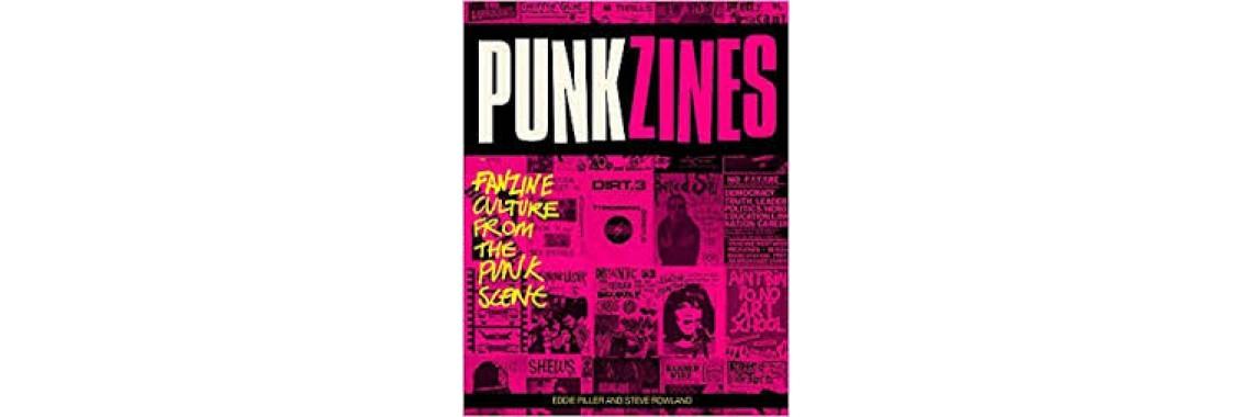 Punkzines - Eddie Piller & Steve Rowland