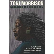 Toni Morrison for Beginners - Ron David (Author) , Dirk Shearer & Elizabeth Beaulieu (Foreword By)