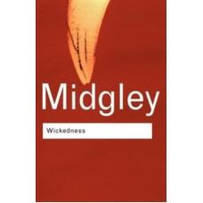 Wickedness - Mary Midgley